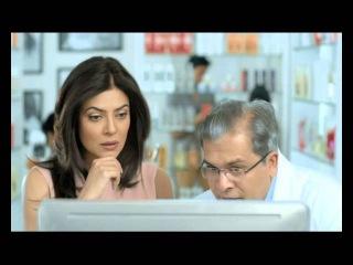 Colgate Total Cosmetic Counter India TVC Sushmita Sen Hindi 30secs