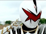 Power Rangers Dino Thunder - Power Rangers vs Evil White Ranger. (First Battle)