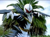 Power Rangers Dino Thunder - White Ranger vs Evil White Ranger (Final Battle).