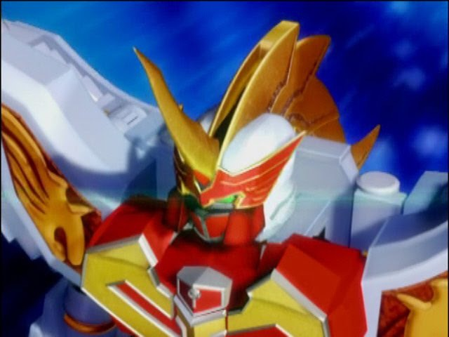 Power Rangers Mystic Force - Brightstar and Phoenix Unizord Battle. (Heir Apparent Episode)