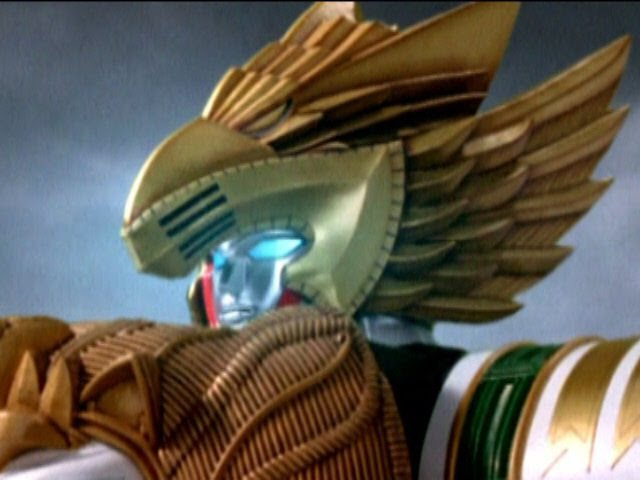 Power Rangers Mystic Force - All Megazord Transformations.