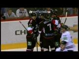 Роскошный гол Попова / Andrei Popov brilliant onehanded goal