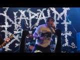 Napalm Death - Live In Moscow 2017 (Full Concert)