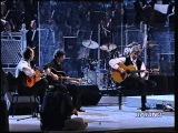 Paco De Lucia, Al Di Meola and John McLaughlin live in Modena