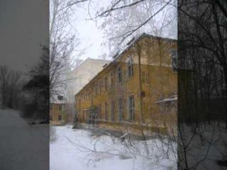 Verlassene Kaserne Hillersleben / Казарма ГСВГ Хиллерслебен