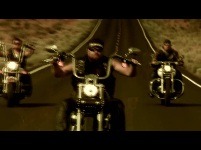 Boneyard Dog - Lonely Road (Official Video)