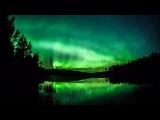 Short aurora timelapse Finland 2014