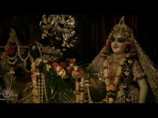 Майапур 2016 - Шри Дамодараштака (предложение фитильков) Sri Damodarastakam Ceremony - Kirtan led by Sachi Kumar dasa.