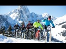 Snow Bike Festival Gstaad 2017 Prologue and Stage 1
