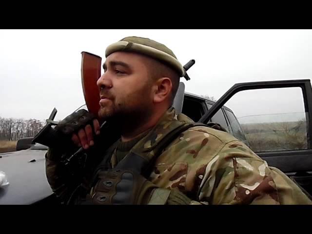 Артилерист полку Азов - Я живий матусенько, живий