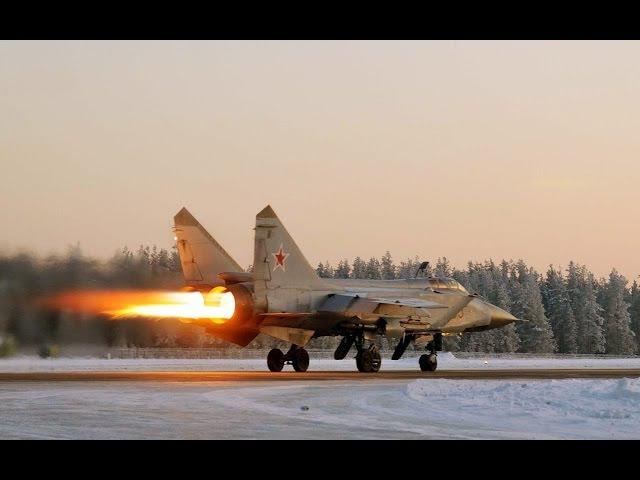 МиГ-31 «Лисья Гончая» Док/фильм