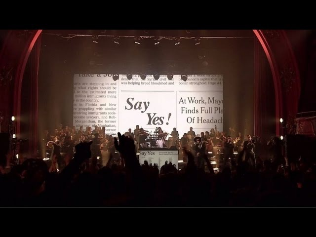 Wax Tailor - Say Yes - (Phonovisions Symphonic Version)