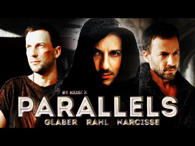 RAHL - GLABER - NARCISSE ||| PARALLELS