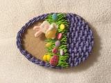 Easter Basket Sugar Cookie Tutorial