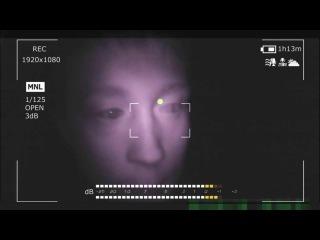 24 часа в доме с паранормальными явлениями/24 hours in the house with the paranormal