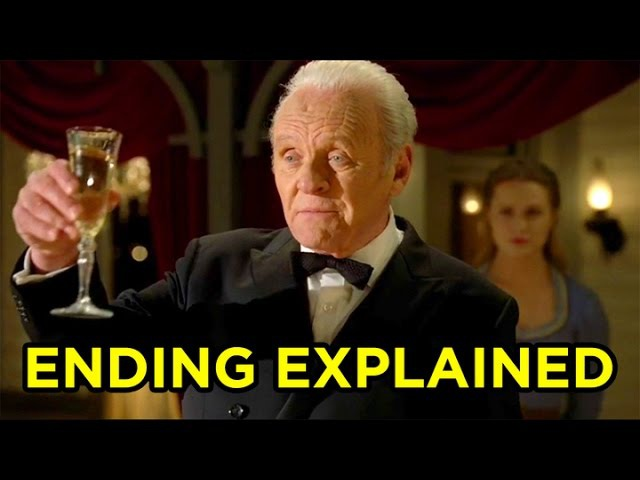 WESTWORLD Ending Explained (Ford's Master Plan, The Maze Dolores)