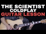 The Scientist Guitar Tutorial 🎸 - Coldplay Guitar Lesson |Easy Chords Guitar Cover|