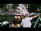Amsterdam Gay Pride Canal Parade 2016 Conchita