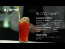 Кровавая Мэри. Bloody Mary Cocktail Recipe - How to Make a Bloody Mary Cocktail
