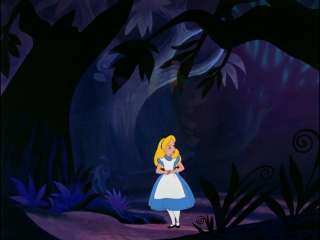 Алиса в стране чудес / Alice in Wonderland (1951) озвучка Михалев