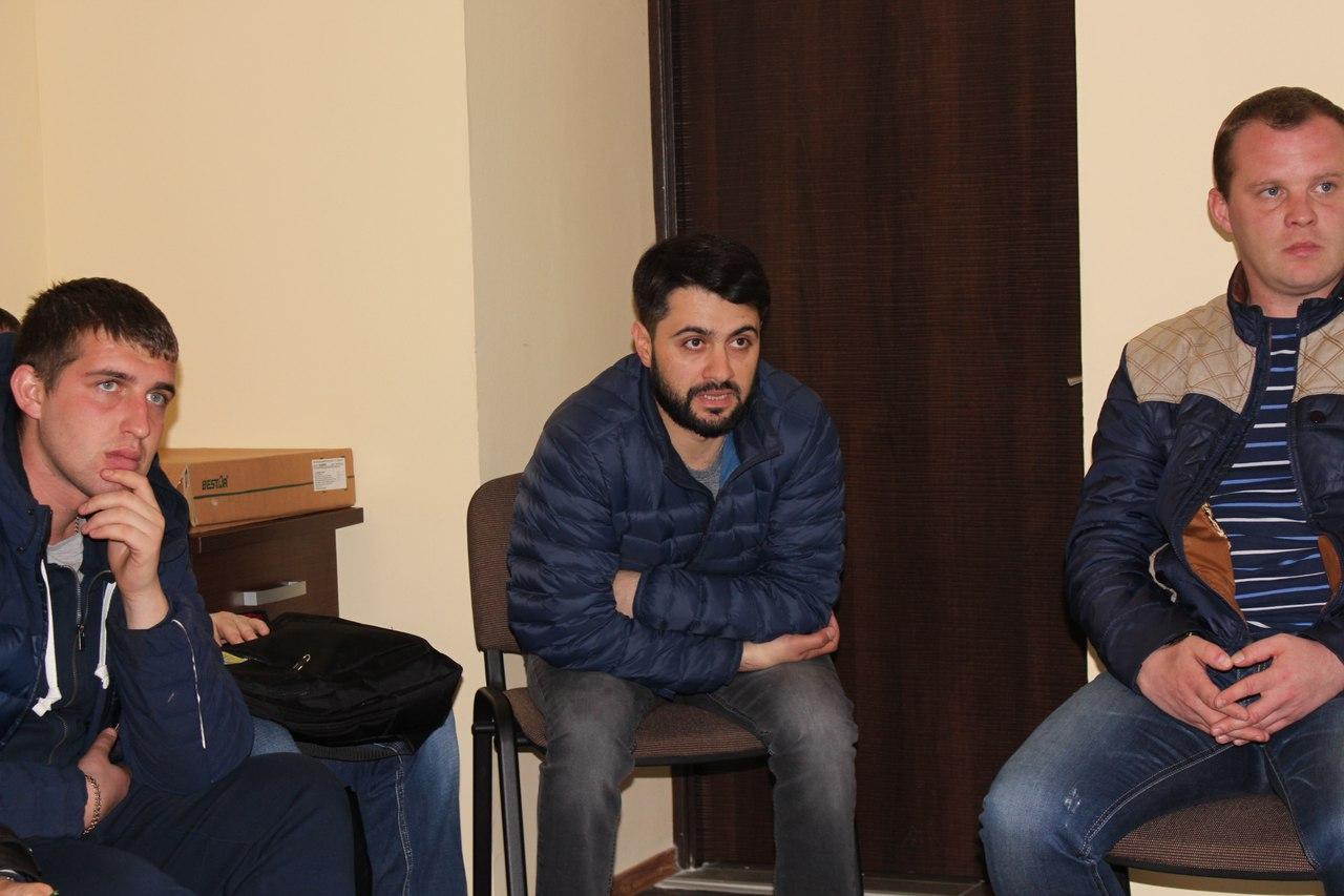 В офисе Федерации футбола Донецкой области состоялось рабочее совещание, посвященное началу сезона среди взрослых аматорских команд.