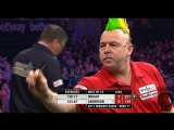 Peter Wright vs Gary Anderson (2017 Premier League Darts Week 11)