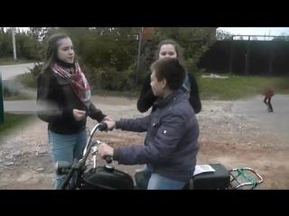 правила езды на мопеде от 9 А))