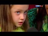 Ребенок-маугли попал в семью. Ариана ползала и не понимала человеческую речь. От