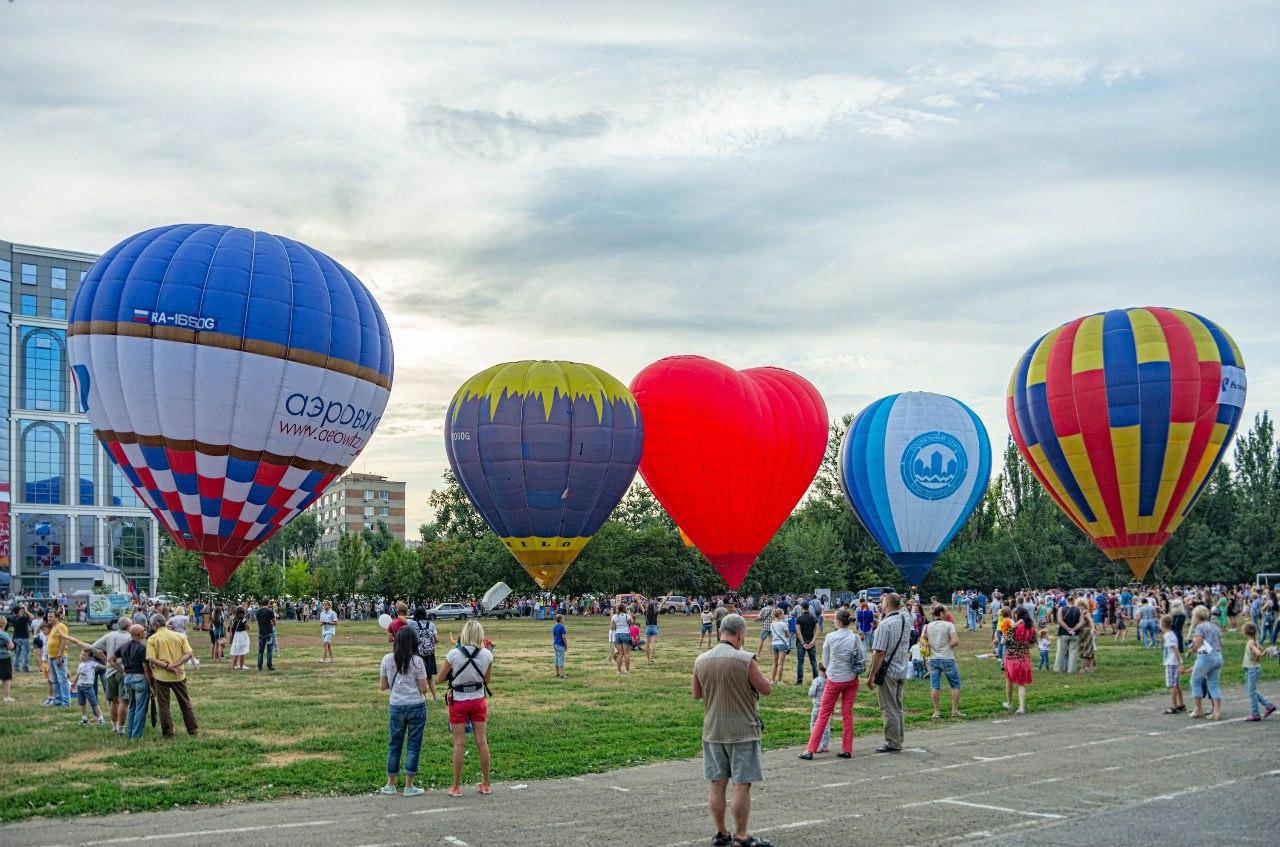 В Ростове пройдет масштабный воздухоплавательный фестиваль