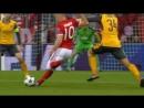 Гол Арьена Роббена в ворота Арсенал Бавария - Арсенал 5:1
