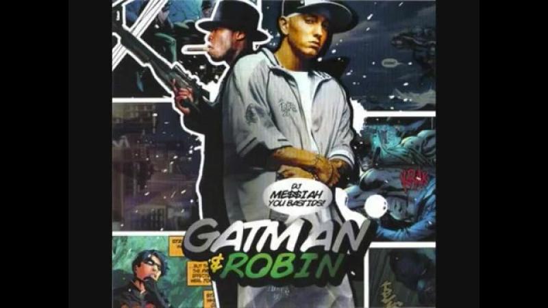 50 Cent Ft. Eminem - Gatman And Robbin (Clean)