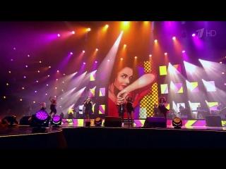 """Наташа Королёва - La Bomba (Шоу """"Магия Л"""" в Кремле, 25 лет на сцене) (Первый Канал) ()"""
