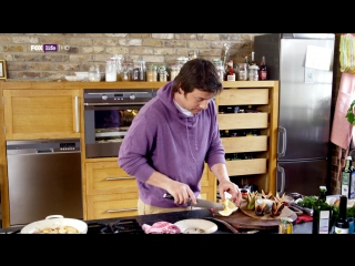 Обеды за 30 минут с Джейми Оливером - 2 сезон 15 серия