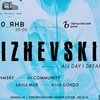 Izhevski в Екб | 20 января в Доме Печати