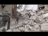 Сирийской армии удалось восстановить контроль над 80 площади района аль-Кабун на северо-востоке Дамаска