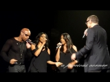 George Michael 2011 - warming up