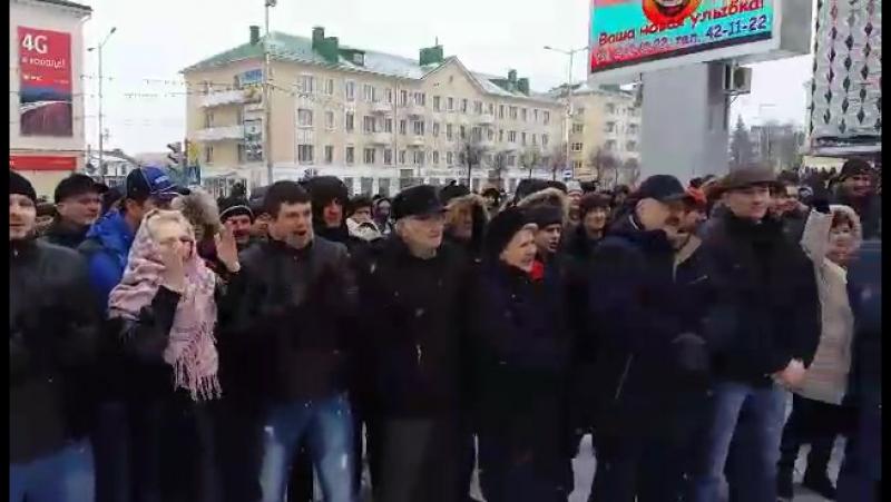 Баранавічы Лукашэнка сыходзь
