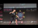 Вот так выглядит чемпионат мира по йо-йо!