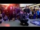 Люті танці 2017 Bboy Slonik, Snaik, Koha. Номинация 3 на 3 1 круг