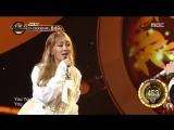 170113 Hyorin & Jo Yongu - Butterfly @ Duet song festival