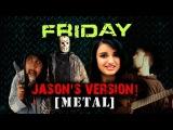 Metal Covers of Pop Songs Rebecca Black -