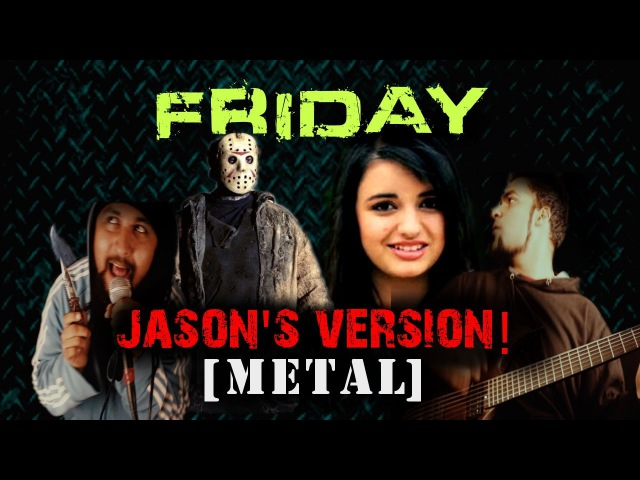 [Metal Covers of Pop Songs] Rebecca Black - FRIDAY Parody | BRUTAL Metal Version - Bloodywood