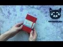 Moleskine, Sketch Album, 9x14 см, классический красный