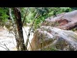 Водопад БаХо в сезон дождей