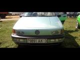 Volkswagen PASSAT B3 авто звук