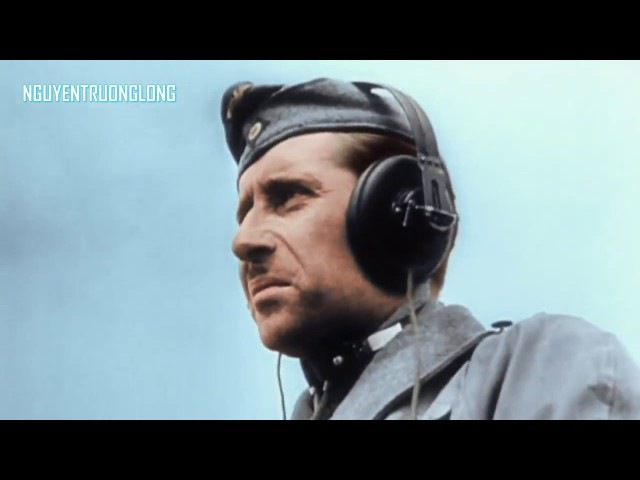 Курская битва 1943 г в цвете В хорошем качестве! HD 720