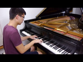 Jesu, Joy of Man's Desiring (J.S. Bach) - Jazz Arrangement by Evan Chow, pianist