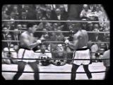 Cassius Clay vs. Sonny Liston - 1964 Boxen