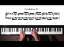 Bach Prelude and Fugue No 2 Well Tempered Clavier Book 1 with Harmonic Pedal