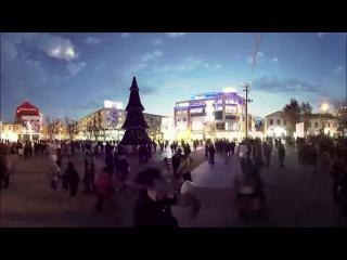 360° VR Video - Timelapse Burgas